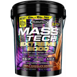 MassTech Extreme 2000 (22 lbs) - 18 servings