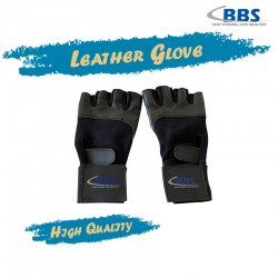 BBS SERIES LEATHER GLOVES