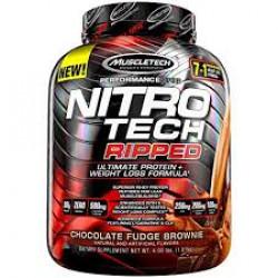Nitro-Tech Ripped (4 Lbs)