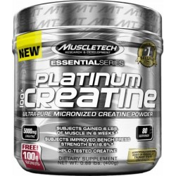 Platinum 100% Creatine (400 Grams)