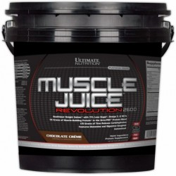 Muscle Juice Revolution 2600 (11.1 Lbs)