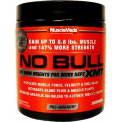 NO Bull XMT (20 Servings)
